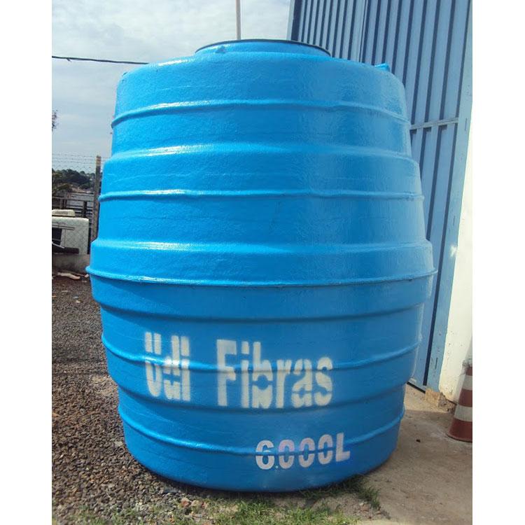 Bio Digestor de 6.000 litros