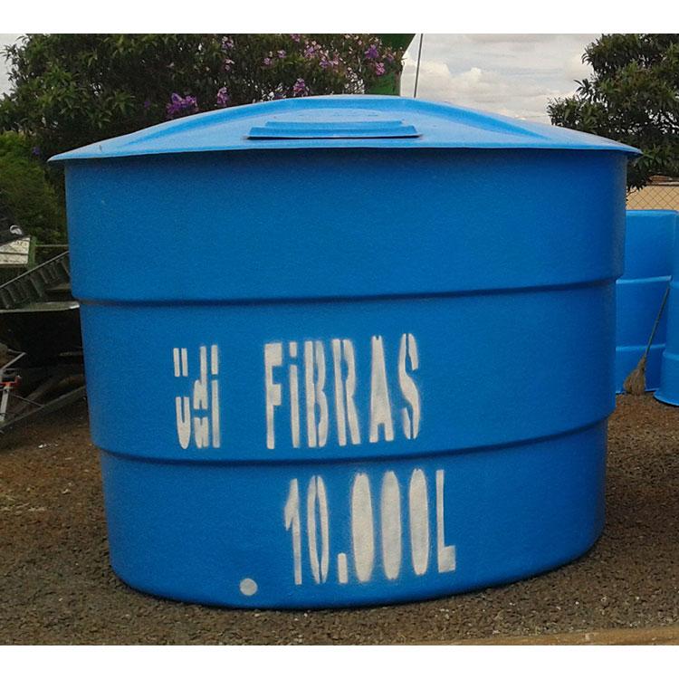 Caixa d'água 10.000 litros