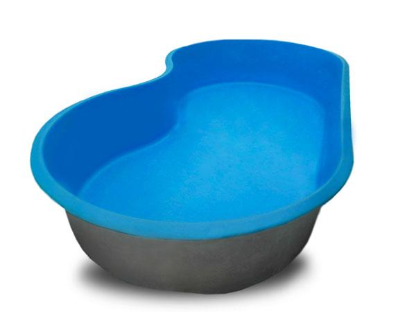 Caixa d 39 gua e piscina udi fibras for Piscina 3000 litros