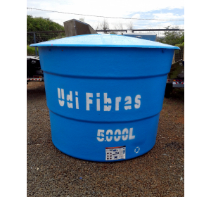 Caixa d'água 5.000 litros