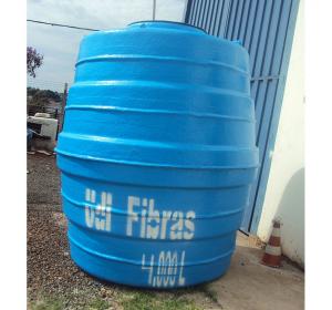 Bio Digestor de 4.000 litros