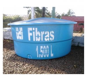 Caixa d'água 1.500 litros