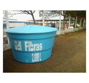 Caixa d'água 2.000 litros
