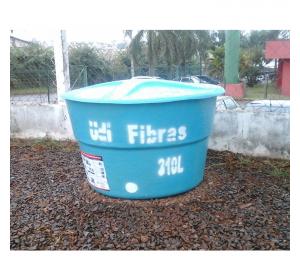 Caixa d'água 310 litros