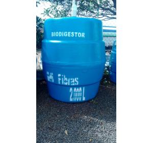 Bio Digestor de 2.000 litros
